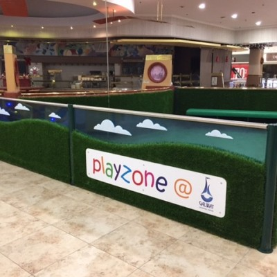 <p>Play Area in Galway Shopping Centre</p>