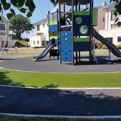 <p>Play area in Seafield Hotel & Spa Resort</p>