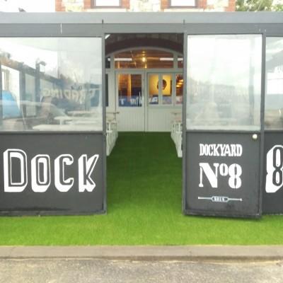<p>No8 Dockyard</p>