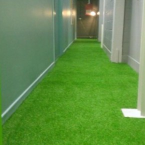 Brighten up your office space with Artificial Grass