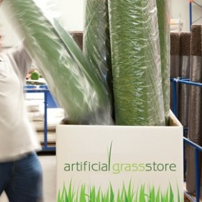Artificial Grass Store Now Launch Wrap and Go