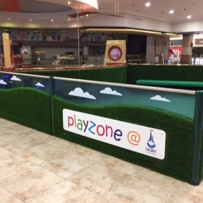 Play area in Galway Shopping Centre